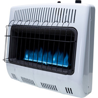 FREE SHIPPING — Mr. Heater Natural Gas Vent-Free Blue Flame Wall Heater — 30,000 BTU, Model# MHVFB30NGT