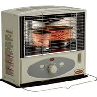 Dyna-Glo Indoor Kerosene Radiant Heater — 10,000 BTU, 500 Sq. Ft. Heating Capacity, Model# RMC-55R7