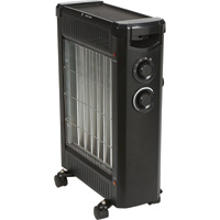 ProFusion Heat 4-Tube Quartz Radiant/Convection Heater with Wheels — 5180 BTU, Model# HQ12-15M