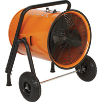 ProFusion Heat 3-Phase Industrial Salamander Heater with Cart — 102,390 BTU, 480 Volts, Model# PS-30483