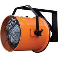 ProFusion Heat Industrial Wall-Mount Salamander Heater — 34,121 BTU, 240 Volts, Model# PS-10241WP