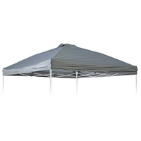 Strongway Replacement Outdoor Canopy Tent Top — For 12ft. x 12ft. Strongway Straight-Leg Canopy