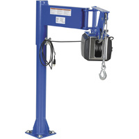 Vestil AC Powered Lifter Jib Crane — 400-Lb. Capacity, Model# VAN-J-AC