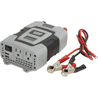 Strongway Power Inverter — 400 Watts, Includes Cables