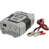 FREE SHIPPING — Strongway Power Inverter — 750 Watts, Includes Cables