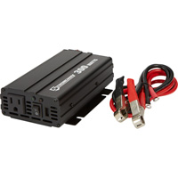 FREE SHIPPING — Strongway Pure Sine Wave Power Inverter — 300 Continuous Watts, Includes Cables