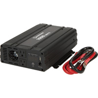 Strongway Pure Sine Wave Power Inverter — 1000 Continuous Watts, Includes Cables and Remote Control