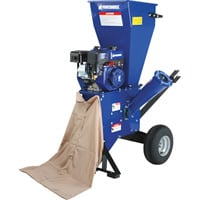 Powerhorse Chipper/Shredder — 212cc Powerhorse OHV Engine, 3in. Capacity
