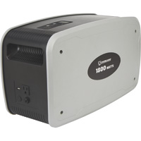 FREE SHIPPING — Strongway Portable Power System — 1800 Watts
