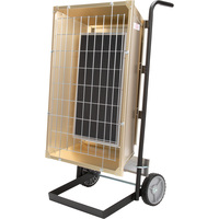 Fostoria by TPI Portable Electric Heater — 4.3 Kilowatts, 240 Volts, 14,972 BTUs, Model# FSP-4324-3