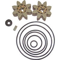 GPI Rebuild Overhaul Kit — Fits M-120, M-240, M-1100, M-150S, M-180S & M-1115S Pumps, Model# 110504-1