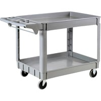 Ironton 500-Lb. Utility Cart — 46 7/8in.W x 25 3/4in.D x 33 2/3in.H