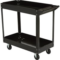 Ironton 220-Lb. Steel Service Cart — 31in.W x 16in.D x 33 1/4in.H