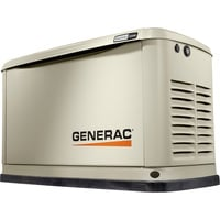 FREE SHIPPING — Generac Guardian Series Air-Cooled Home Standby Generator — 22 kW (LP)/19.5 kW (NG), Model# 7042
