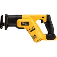 FREE SHIPPING — DEWALT Cordless 20 Volt MAX Compact Reciprocating Saw — Tool Only, Model# DCS387B