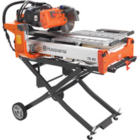 FREE SHIPPING — Husqvarna TS 90 Tile Saw — 115 Volt, 1.5 HP, 2500 RPM, Model# TS 90 115V