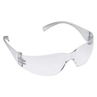 3M Virtua Protective Safety Glasses — Clear Lens, Model# 11228-00000-100