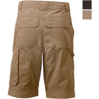 FREE SHIPPING — Gravel Gear Midweight Shorts with Teflon Fabric Protector