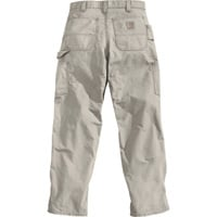 Carhartt Canvas Work Dungaree — Tan, Model# B151