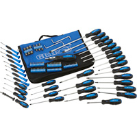 Grip Screwdriver Set — 101-Pc., Model# 64400