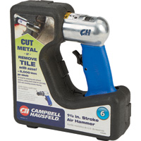 Campbell Hausfeld Air Hammer — 1 5/8in. Stroke, 5000 BPM, Model# TL050389AV
