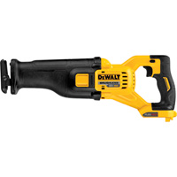 FREE SHIPPING — DEWALT FLEXVOLT 60 Volt Brushless Reciprocating Saw — Tool Only, Model# DCS388B