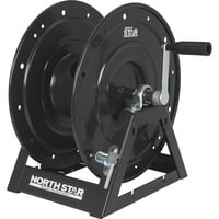 NorthStar Heavy-Duty A-Frame Hose Reel — 150ft. Capacity, 5000 PSI