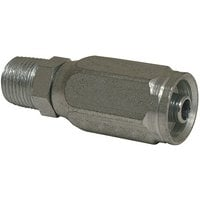 Apache Reusable Hose Coupling — 2 Wire, Male Pipe, 3/4in.