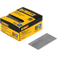 DEWALT 16-Gauge 1 1/2in. Straight Finish Nails —  2500 Nails, Model# DCS16150