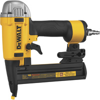 DEWALT 18-Gauge 1/4in. Crown Finish Stapler, Model# DWFP1838