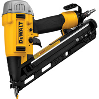 DEWALT 15-Gauge Precision Point DA Finish Nailer, Model# DWFP72155