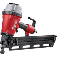 Milwaukee Air-Powered 3 1/2in. Full Round Head Framing Nailer, Model# 7200-20