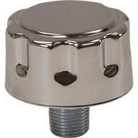 Buyers Hydraulic Breather Cap — 1in. NPT, Steel, Model# HBF16