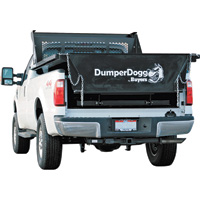 DumperDogg Pickup Dump Insert — Steel, Fits 8ft. Bed, 6,000-Lb./2 Cu. Yd. Capacity, Model# 5531000