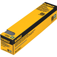 DEWALT 15-Gauge 2 1/2in. Angled Finish Nails — 2500 Nails, For DA Nailers, Model# DCA15250-2