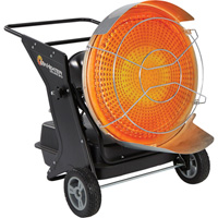 Mr. Heater Kerosene Radiant Heater — 125,000 BTU, Model# MH125KTFR