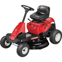 FREE SHIPPING — Troy-Bilt Riding Mower — 382cc Troy-Bilt Powermore Premium OHV Engine, 30in. Deck, Model# 13A726JD066