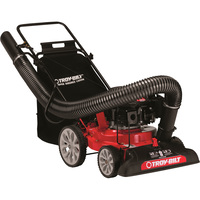 Troy-Bilt Chipper-Shredder-Vacuum — 159cc Engine, 2-Bushel Capacity, Model# 24A-06MP766