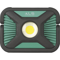 ALS High-Efficiency Rechargeable COB LED Light — Battery-Powered, 400 to 2000 Lumens, Model# AL60-1500-01