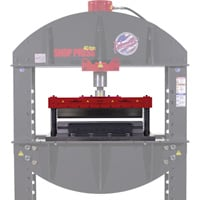 FREE SHIPPING — Edwards Shop Press Brake — 24in., Model# PRB24