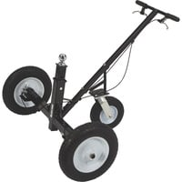 Ultra-Tow Heavy-Duty Adjustable Trailer Dolly with Brake — 1000-Lb. Capacity