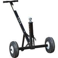 Ultra-Tow Adjustable Trailer Dolly — 600-Lb. Capacity