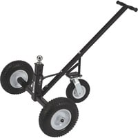 Ultra-Tow Adjustable Trailer Dolly — 800-Lb. Capacity, With Caster