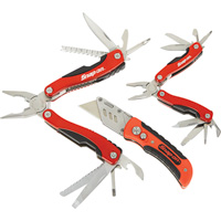 Snap-On Multi-Tool and Utility Knife Set