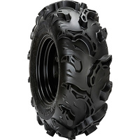 FREE SHIPPING — Carlisle Black Rock Tubeless ATV Replacement Tire — 25 x 8-12 NHS, 1020-Lb. Capacity, 24.8in. O.D., Mud & Snow, Model# 6P0224