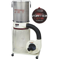 FREE SHIPPING — JET Dust Collector, Model# DC-1200VX-CK3