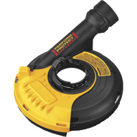 FREE SHIPPING — DEWALT 5in. Surface Grinding Dust Shroud — For DEWALT DWE402 5in. Angle Grinder (Item# 47933), Model# DWE46152