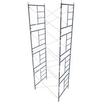Metaltech Saferstack 5ft. x 5ft. x 7ft. Mason Frame Set of 4— Model# M-MFS606084AK4