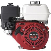 Honda Horizontal OHV Engine — 163cc, GX Series, 3/4in. x 2 7/16in. Shaft, Model# GX160UT2QX2