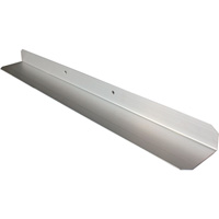 NorthStar 4 1/2Ft. Aluminum Screed Board — For Use With Item# 49163